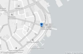 Office Map - Perelmutter, Potash & Ginzberg, P.C.